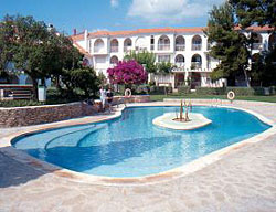 Apartamentos Aldea Blanca