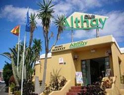 Apartamentos Althay
