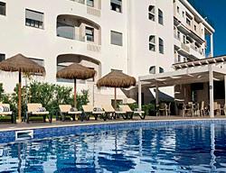 Apartamentos Alvor Jardim