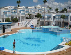 Apartamentos Atlantis Las Lomas