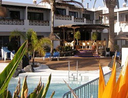 Apartamentos Bahía Kontiki