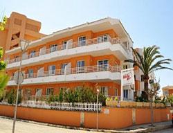 Apartamentos Baulo Mar