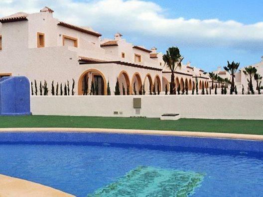 Apartamentos bungalows puerta del sol calpe alicante for Puerta del sol apartamentos