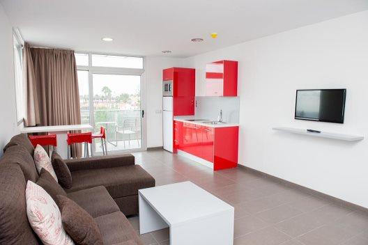 Apartamentos El Palmar Costa Hotel - room photo 11275777