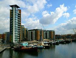 Apartamentos Fraser Place Canary Wharf