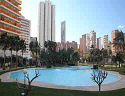 Apartamentos gemelos xxii benidorm alicante - Apartamentos bermudas benidorm ...