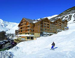 Apartamentos Les Toits Du Val D Allos