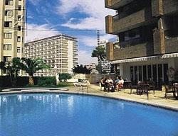 Apartamentos Levante Beach
