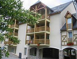 Apartamentos Residence Les Arches