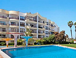 Apartamentos Torre Da Rocha