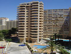 Apartamentos Torre San Diego