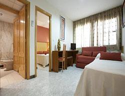 Apartamentos Turísticos Los Girasoles II Granada