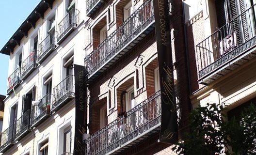 Aparthotel Abalu Suites Madrid Madrid Madrid