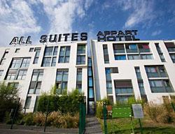 Aparthotel all suites bordeaux lac burdeos burdeos for Apart hotel arcachon