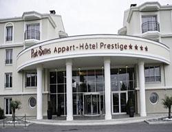 Aparthotel Appartcity Confort Marne La Vallée Val D'europe