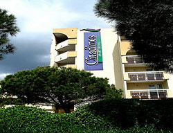 Aparthotel Citadines Montpellier Sainte Odile