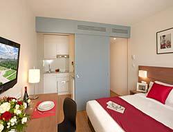 Aparthotel Citadines Place D'italie Paris