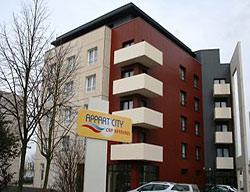 Aparthotel City Caen
