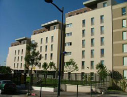 Aparthotel City Cergy