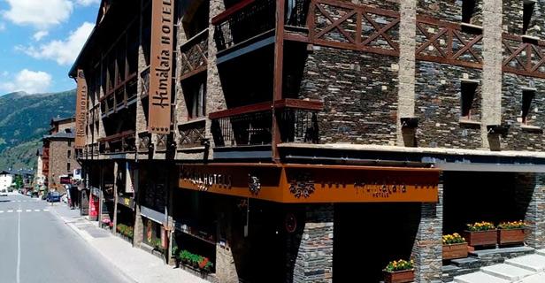 Aparthotel Himalaia Soldeu
