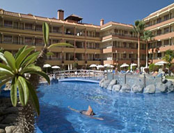 Aparthotel Jardín Caleta