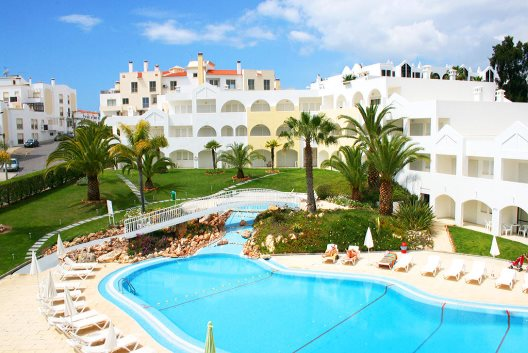 Aparthotel natura algarve club albufeira algarve for Portugal appart hotel