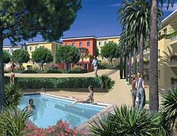 Aparthotel Park & Suites Village Six Fours Les Plages