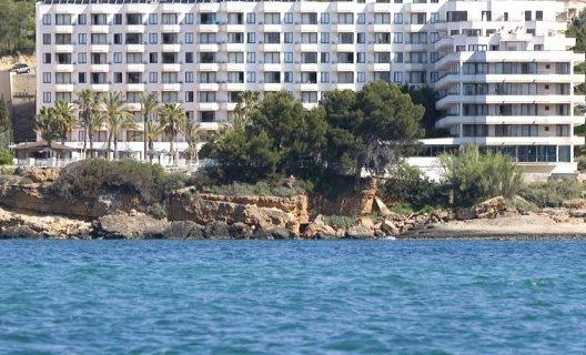 Aparthotel trh jard n del mar santa ponsa mallorca for Aparthotel jardin del mar