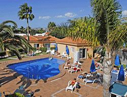 Bungalows Los Claveles Park
