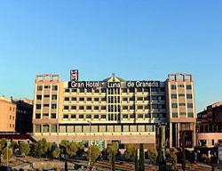 granada gran hotel luna: