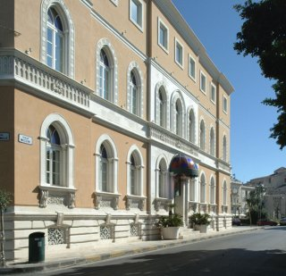 Grand hotel ortigia siracusa sicilia for Grand hotel siracusa