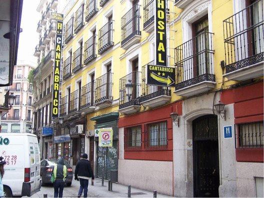 Hostal Equity Point Madrid