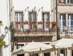 Hotel 25 de julio santiago de compostela a coru a for Oficina de turismo de santiago de compostela