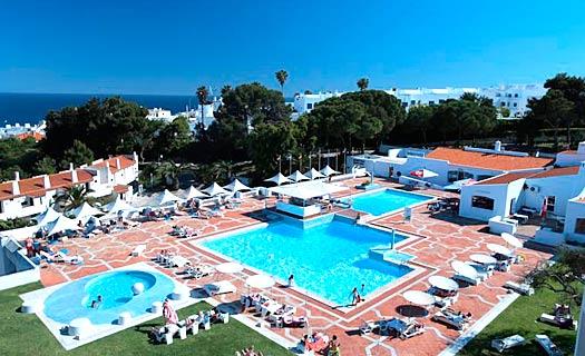 Albufeira jardim hotel in albufeira for Albufeira jardin
