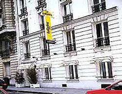 Hotel Alexandrine Opera Balladins Paris 8