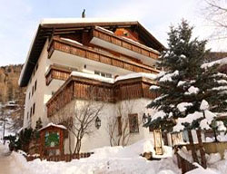 Hotel Alpenroyal Swiss Quality
