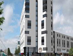 Hotel appart city paris bobigny bobigny paris for Appart hotel pantin