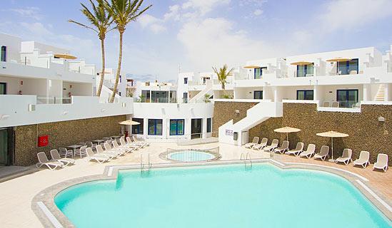 Hotel Aqua Suites Lanzarote