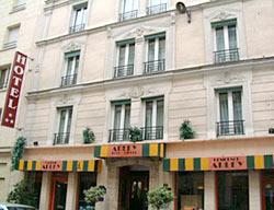 Hotel Arley Tour Eiffel