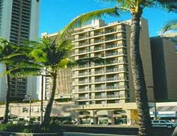 Hotel Aston Waikiki Beachside Hotel