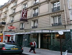 Hotel Atlanta Frochot