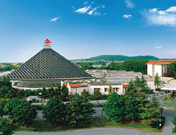 Hotel Austria Trend Event Pyramid