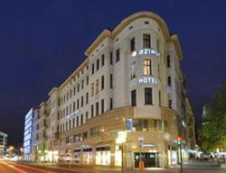 Hotel Azimut Berlin Kurfunrstendamm
