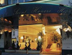 Hotel Best Western Etoile Saint Honore