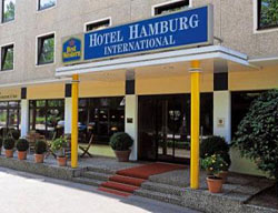 Hotel Best Western Hamburg International