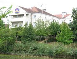Hotel Best Western Marne La Vallee