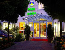 Hotel Best Western Parkhotel Potsdam