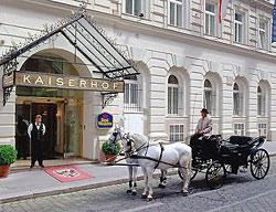 Hotel Best Western Premier Kaiserhof Wien