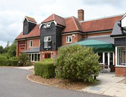 Hotel Best Western Stansted Manor