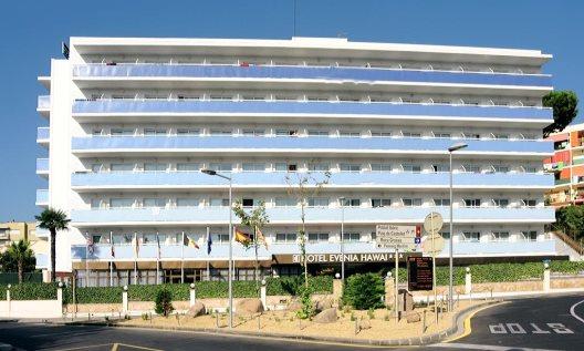 Hotel Blue Sea Montevista-hawai
